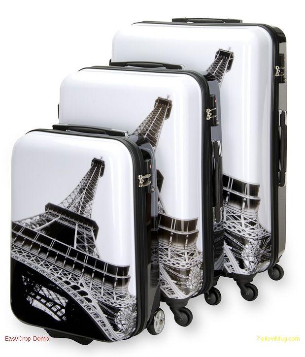 paris luggage love luggage
