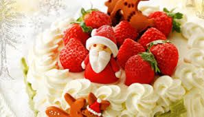 Image result for Japanese Christmas cakes