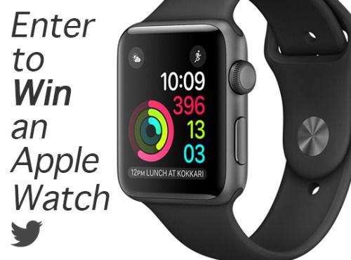 Win an Apple Watch Series 2 {??} (3/7/2017) via... IFTTT reddit giveaways freebies contests