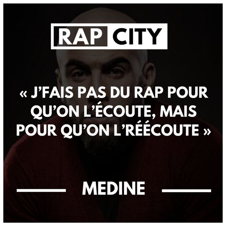 les 25 meilleures id es de la cat gorie punchline rap sur pinterest citation rap citations de. Black Bedroom Furniture Sets. Home Design Ideas