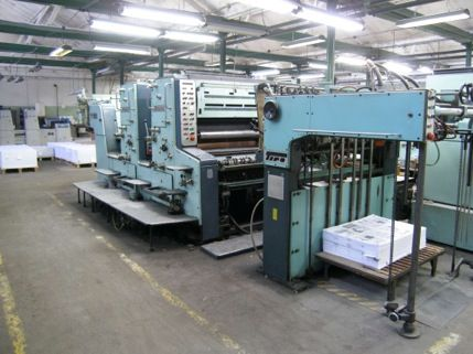 We are offering Good Machine, is the leading dealer of second hand Machines, Offset, Polar, Bobst, Heidelberg, Komori, Planeta, Stahl and many more by goodmachine.