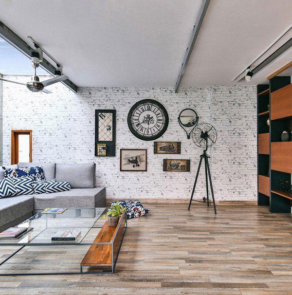 55 Brick Wall Interior Design Ideas White Brick Walls Interior