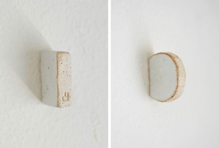 Juju Made Ceramic Knobs