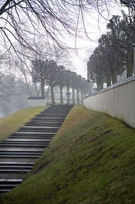 Skogskyrkogården - architects Sigurd Lewerentz and Gunnar Asplund