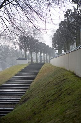 Skogskyrkogården's  by Sigurd Lewerentz and Gunnar Asplund.  they started with the experience of the visitors – the concept of mourning and the feelings surrounding it.
