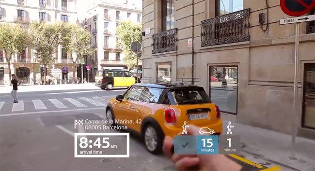 Mini Gafas Barcelona