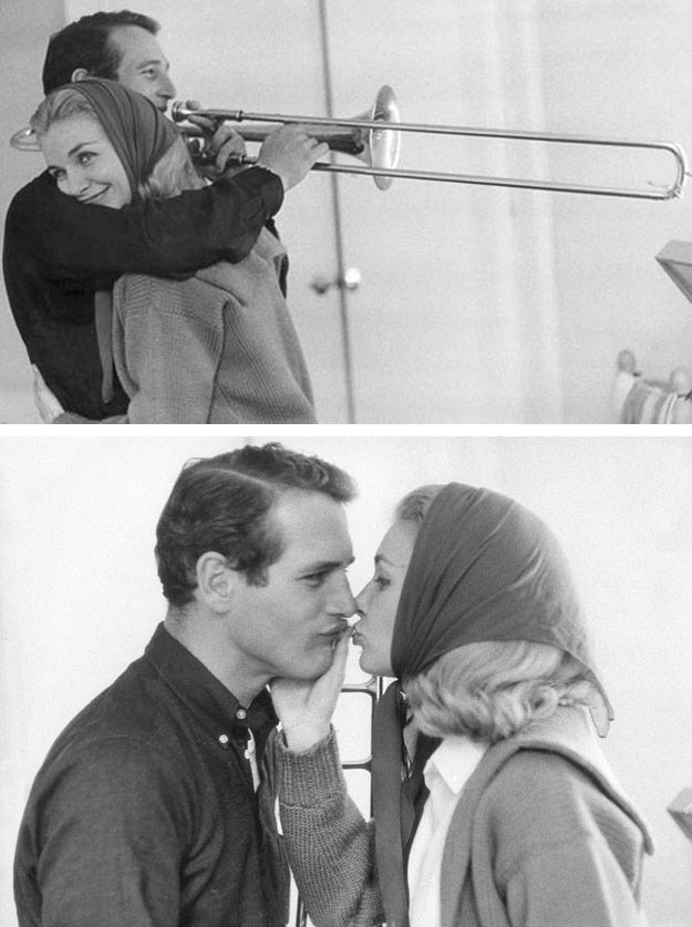 Paul Newman And Joanne Woodward's Lifetime Of Love, In Pictures.  Such an inspiring couple.