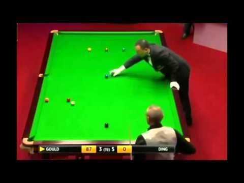 SNOOKER TV - Fantastic centurie by Martin Gould