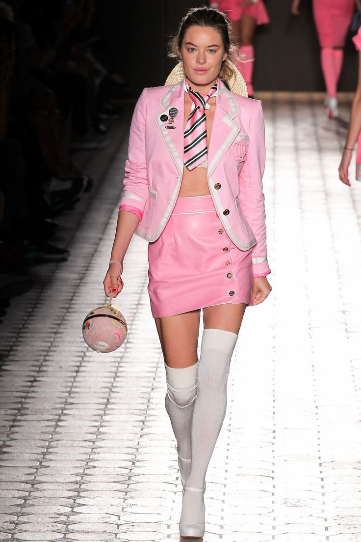 Olympia Le-Tan Spring 2015 Ready-to-Wear Collection Photos - Vogue