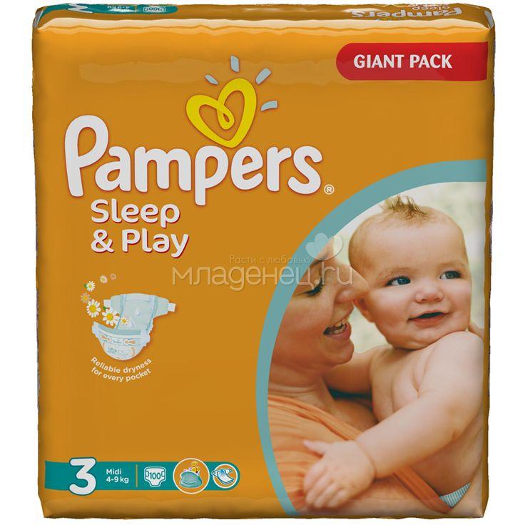 Pampers Sleep And Play Erfahrungen