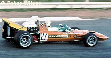 John Love, Rhodesia. 27 - Surtees TS9 Ford #TS9-003 - Team Gunston