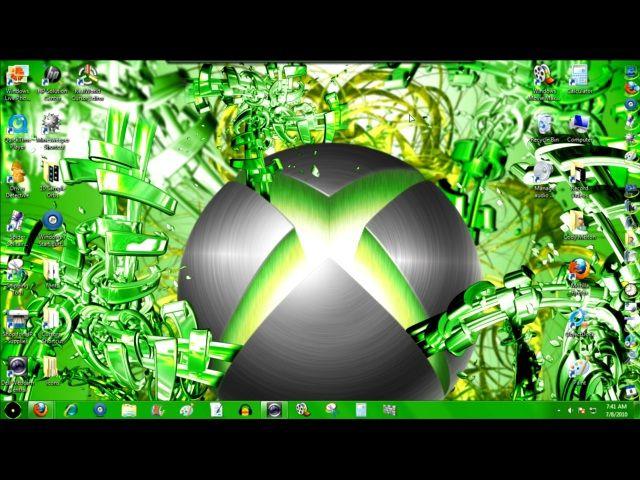 Xbox 360 Theme By Codym95 On Deviantart Xbox Xbox 360 Wallpaper