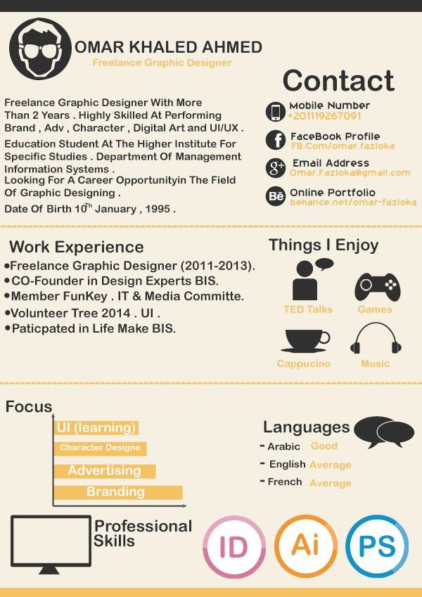 15 best Resume ideas images on Pinterest | Resume ideas, Cv ideas ...