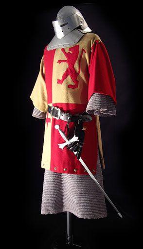 Medieval hombre #vestuario