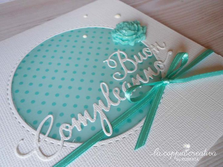 Card per un compleanno by Roberta