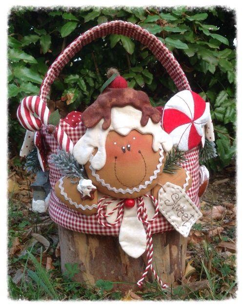 Cartamodelli Gingerbread : Cartamodello portapanettone con gingerina pasticciona