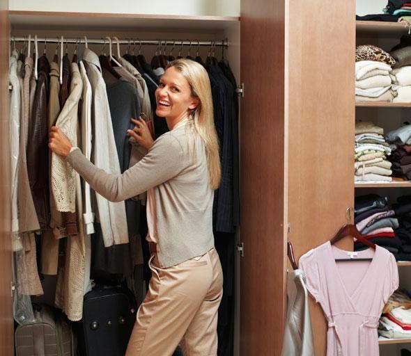 Renove o seu guarda-roupa