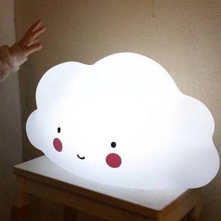 Grande veilleuse nuage : A Little Lovely Company