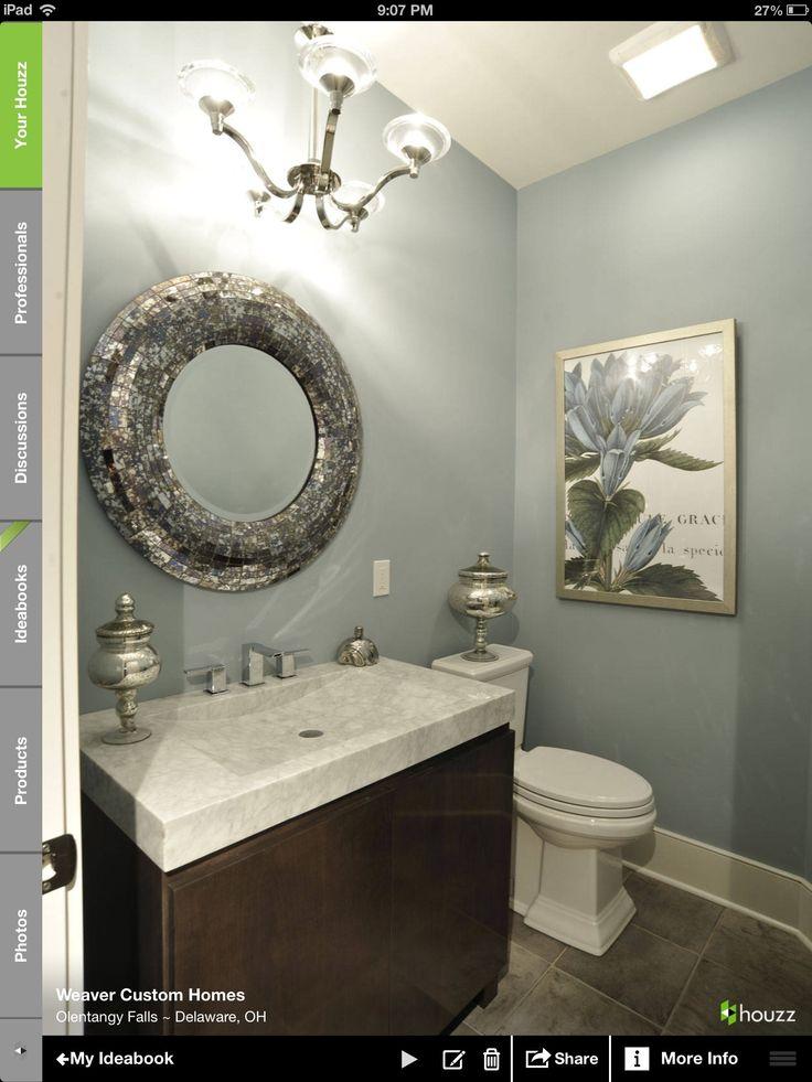 Powder Room Idea Different Vanity Home Decor