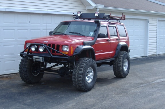 cherokee on full width axles