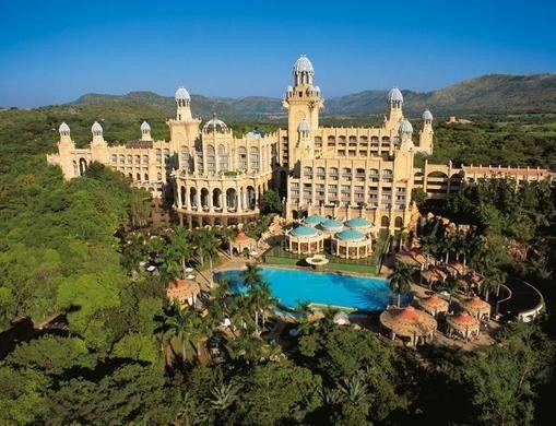 Sun City Resort would make both Indiana Jones and Walt Disney proud.