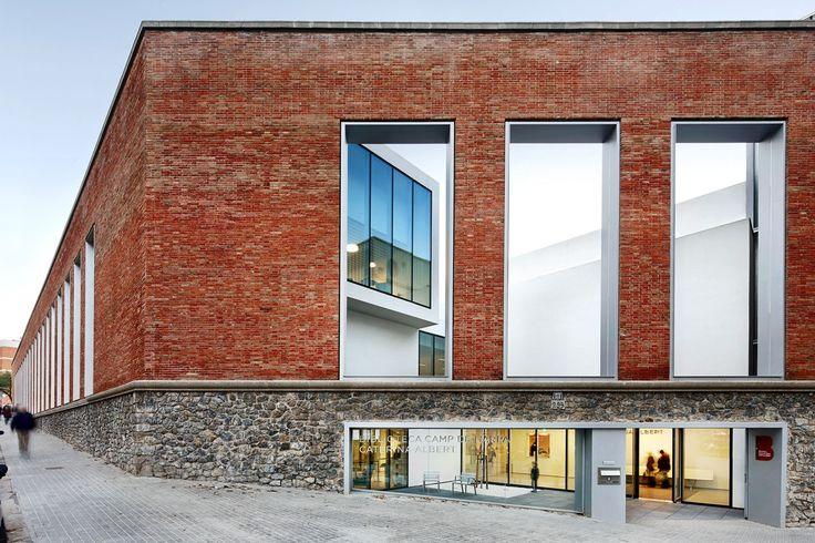 Oliveras Boix Architecture, Alchemika Facilities Complex, Barcelona, 2016
