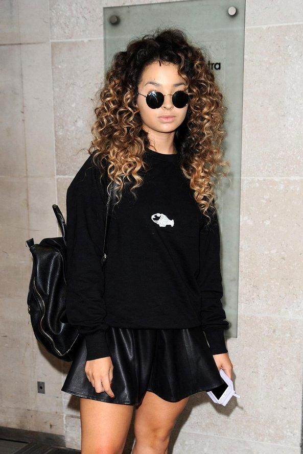 The ultimate back-to-school backpack style inspiration from your favorite models and celebs—Ella Eyre