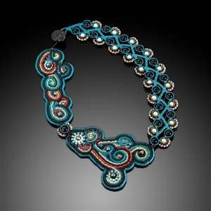 17 best images about jewelry bead quilled designs on for Terry pool design jewelry