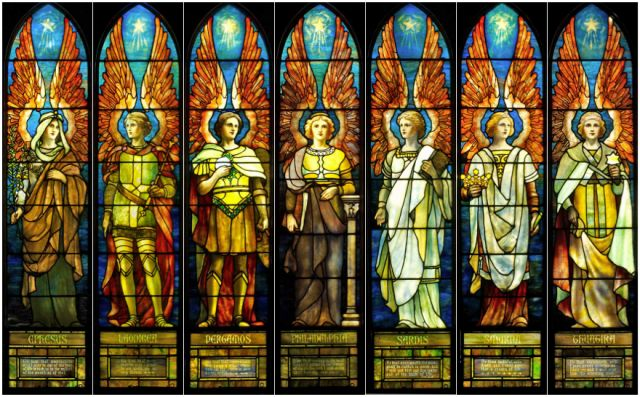 Who Are the Seven Archangels of Heaven  Referencecom
