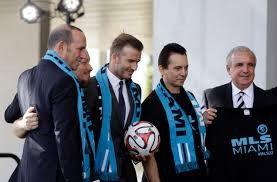 International David Beckham est tout proche de réaliser son plus gros projet depuis qu'il a raccroché les crampons en 2013. Comme l'indique Footmercato.net, la future franchise de l'ex-footballeur devrait voir le jour très bientôt. La Miami MLS Team (basée à Miami) est tout proche d'être validée.&