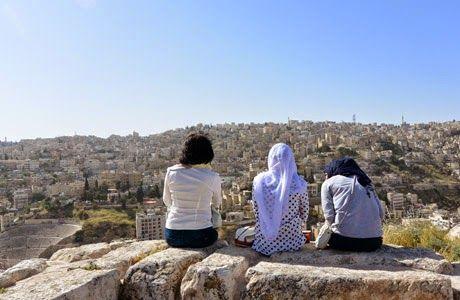 """Tips de viajero: Aún escucho """"Welcome to Jordan"""""""
