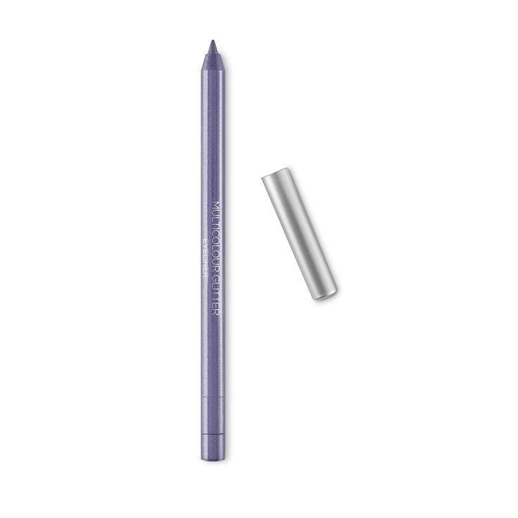 Crayon lumineux pour les yeux - Multicolor Glitter Eyeliner - KIKO MILANO