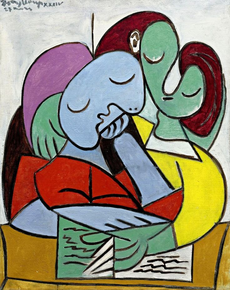 Reading and Art: Pablo Picasso