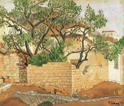 'Cityscape' by Panayiotis Tetsis