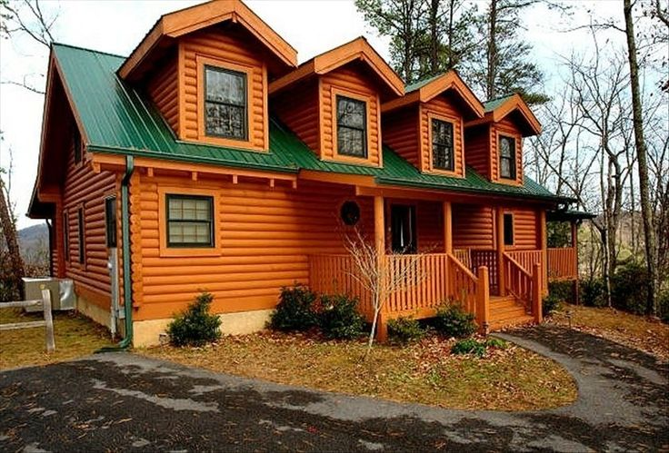 Cabin vacation rental in gatlinburg from