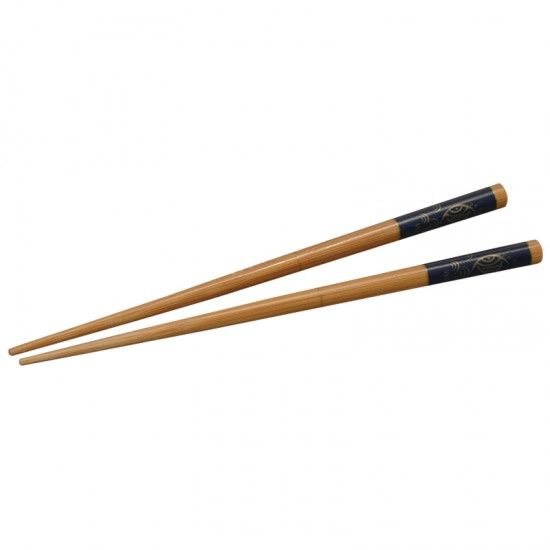 Children's Bamboo Chopsticks - Authentic child-size traditional chopsticks
