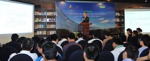 Công nghệ mặt dựng nhôm kính châu Âu được ứng dụng tại Việt Nam ~ Phan Thanh's Blogspot