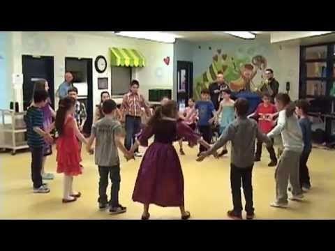 ▶ Atelier de danse folklorique à Notre-Dame-de-l'Île-Perrot - YouTube