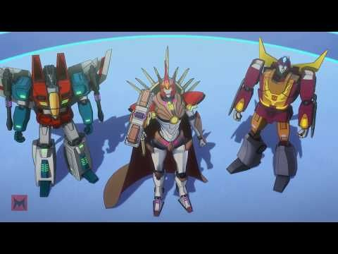 Aftermath and Rebirth | Transformers: Titans Return Ep 1 | go90 Shows - YouTube