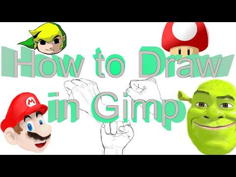 how to use scissors in gimp 2