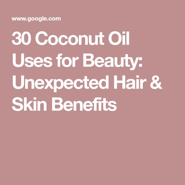 30 Coconut Oil Uses for Beauty: Unexpected Hair & Skin Benefits