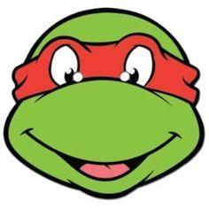 ninja turtle face templates - Google Search
