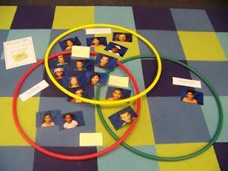 Manipulative Venn Diagram