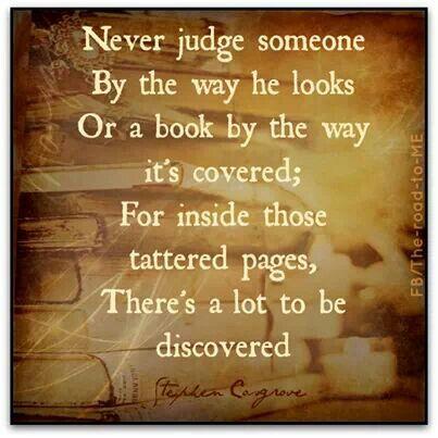 Never Judge Quotes. QuotesGram