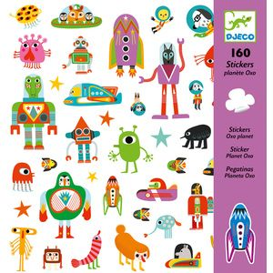 Stickers Planet