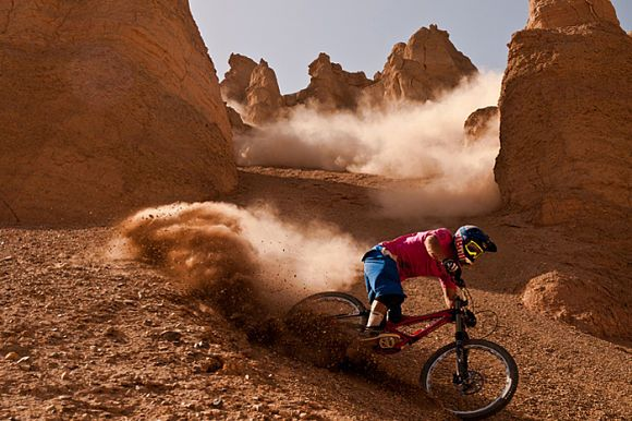 """""""Where the trail ends"""" - more pics and trailer from European Outdoor Film Tour 2012 at http://www.mountainbike-magazin.de"""