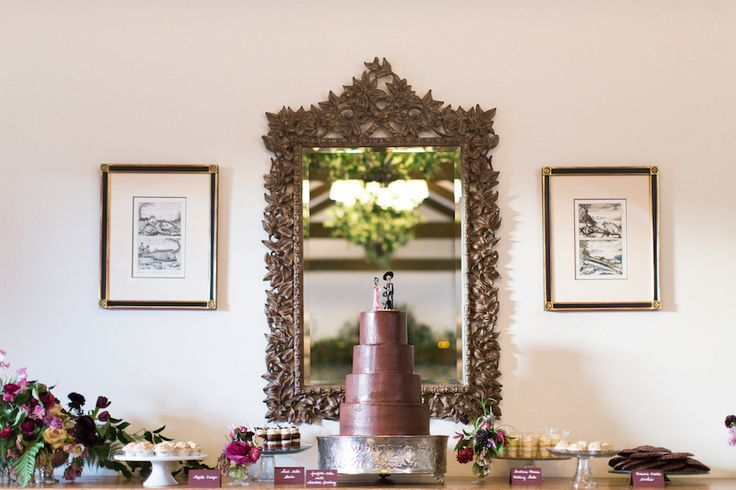 Intimate down home country feel Santa Barbara Ranch wedding by RO & Co. Events