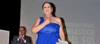 Falleció el 11 de agosto de 2017 a los 78 años de edad a causa de un derrame cerebral en el Hospital La Paz de Madrid.5 Fue incinerada el domingo 13 de agosto de 2017 en el Tanatorio-Crematorio de El Escorial (Madrid).