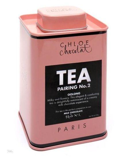 Chloe Choclat Tea - Oolong