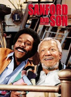 Sanford and Son (TV Series 1972–1977) starring Redd Foxx & Demond Wilson